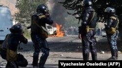 Беспорядки в Кой-Таше, 8 августа 2019