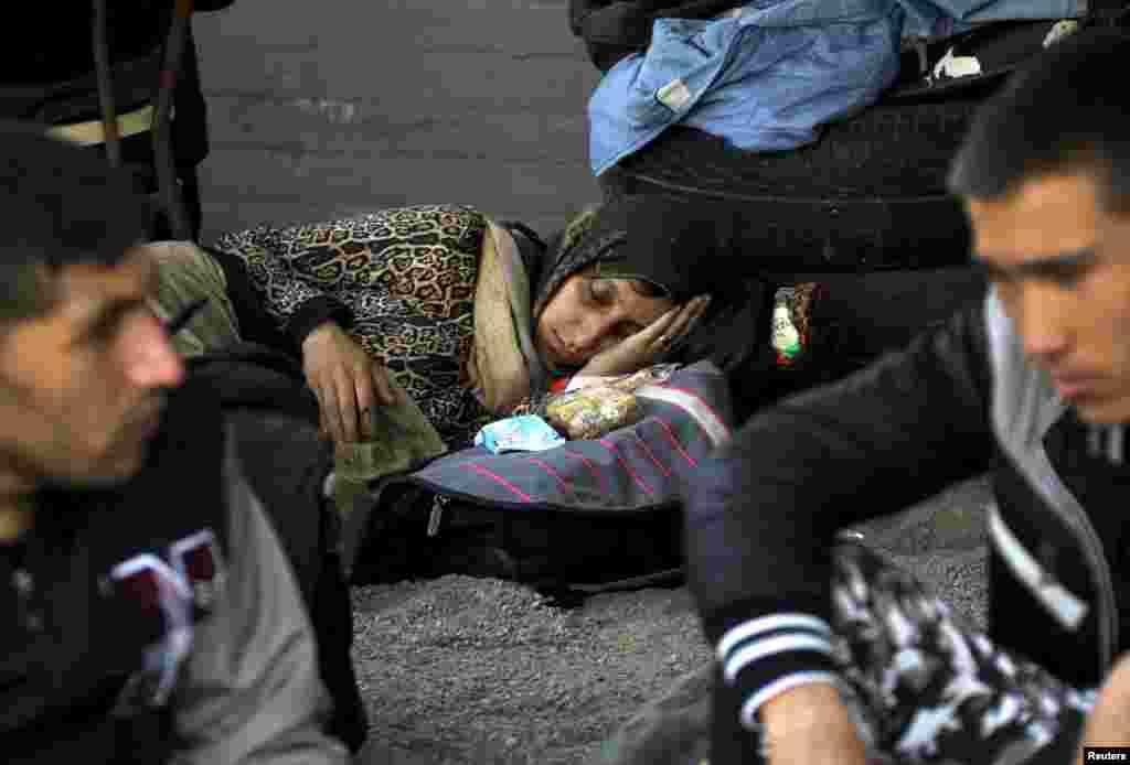Сирийские иммигранты