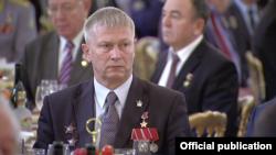 Андрей Трошев. Кадр из официального видео, опубликованного на сайте Кремля