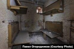 """Бывший лагерь """"Омчак"""""""