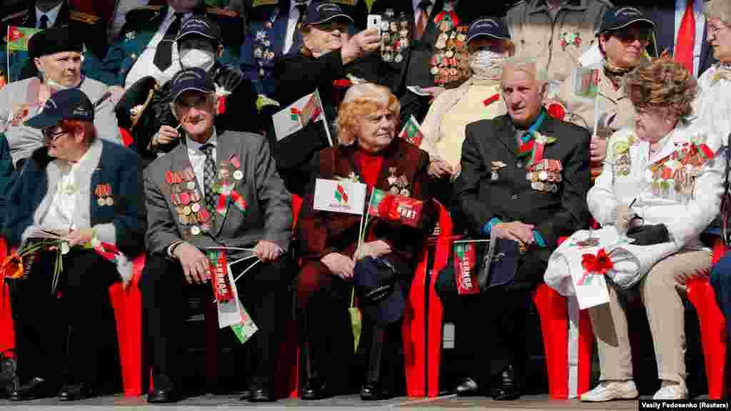 """Шествие """"Бессмертный полк"""" при этом в Минске в этом году провести не разрешили"""