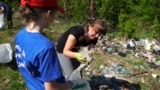 Russia, Krasnoyarsk, Trash Talk: Cleaning Up A Siberian Village With A Glut Of Garbage screen grab