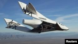 Космолёт SpaceShipTwo