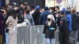 Азия: пикеты у посольства России