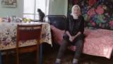 Valentina Kachaeva last woman in village near Tomsk