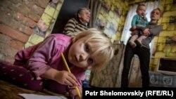 Донецк: год после перемирия