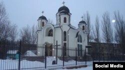Греко-католическая церковь Храм Покрова Пресвятой Богородицы в Донецке