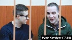 Виктор Филинков и ЮлийБояршинов