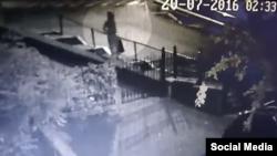 Женщина, которая предположительно заложила бомбу в автомобиль, в котором ехал Шеремет