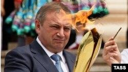 Мэр Сочи Анатолий Пахомов