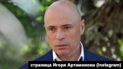 Игорь Артамонов, губернатор Липецкой области