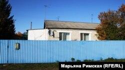 Дом, в котором жила семья Анатолия Чепиги