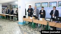 Выборы в Узбекистане