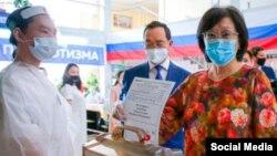 Алексей Толстяков сообщил, что это отредактированное фото