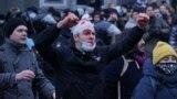 Пострадавший на протестах в Москве