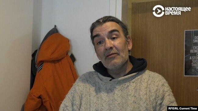 Мигель, бывший бездомный