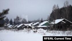 Деревня Шапы