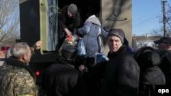 Эвакуация из Широкино