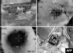 Удар израильских ВВС по сирийскому реактору в 2007 году