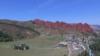 Kyrgyzstan resorts. grab