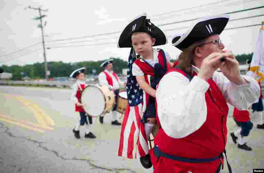 День независимости США - 4 июля