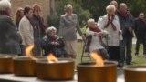 latvia holocaust videograb