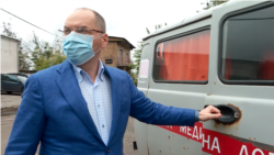 How Ukraine's Health Minister Responded To Our Investigation Of A Shoddy COVID-19 Ambulance Station