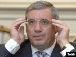 Кандидат в губернаторы Красноярского края Виктор Толоконский