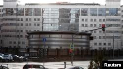 Здание Генерального штаба Вооруженных сил Российской Федерации, известного как ГРУ