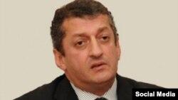 Экс-начальник департамента криминальной полиции МВД Грузии Ираклий Пирцхалава