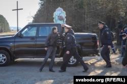 Задержание Дениса Урбановича