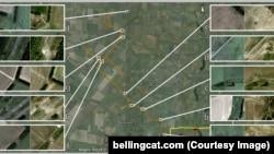 Изображение из отчета Bellingcat
