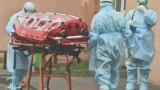 Belarus -- doctors hospitalized man in Minsk, 19 March 2020
