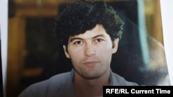 Shahbaz Khuduoglu in the early 1990s