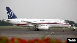 Сухой Суперджет 100 (SSJ-100) – самый успешный из новых гражданских самолетов в России