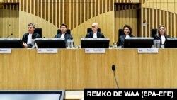 Суд по делу о катастрофе MH17 в Гааге