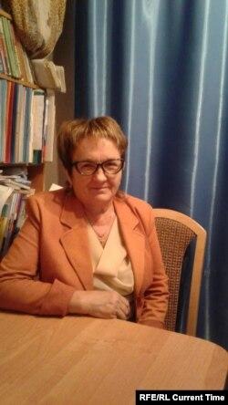 Ирина Назарова, бывшая депутат