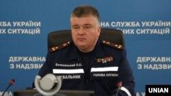 Экс-глава Государственной службы Украины по чрезвычайным ситуациям Сергей Бочковский