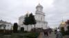 В украинском Луцке впервые провели рождественскую службу в православном храме 25 декабря