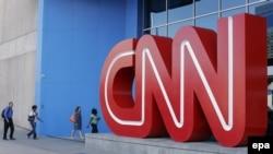 Офис CNN в Атланте