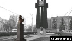 Одни из проектов памятника Сталину в Новосибирске
