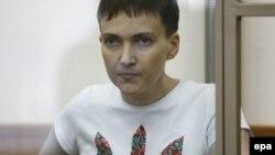 Надежда Савченко, 9 марта 2016
