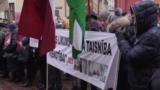 Массовые акции протеста медиков в Латвии