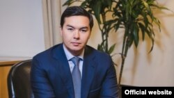 Нурали Алиев, старший внук президента Казахстана Нурсултана Назарбаева