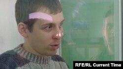Юрий Политика в здании суда