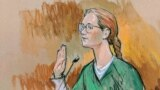 U.S. - Accused Russian agent Maria Butina pleads guilty to a single conspiracy charge in a deal with prosecutors and admitted to working with a top Russian official to infiltrate a powerful gun rights group and influence U.S. policy toward Moscow, in this