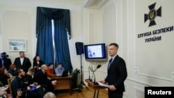 Глава Службы Безопасности Украины, Валентин Наливайченко