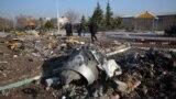 "Крушение ""Боинга"": что говорят в Иране и на Западе"