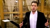 Russia - Opera singer Khachatur Badalyan says he was dismissed from a festival in Kazan for being too short - screen grab