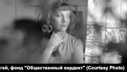 Пострадавшая Марина Рузаева